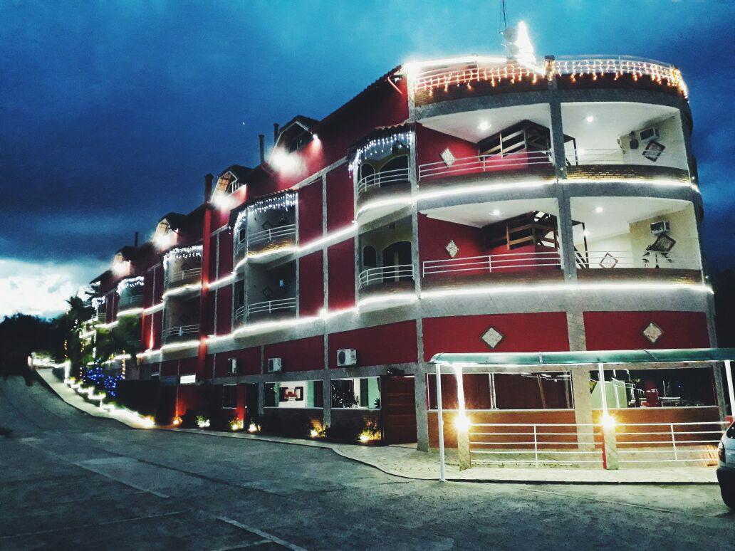 Bem vindos ao Hotel do Papai Noel